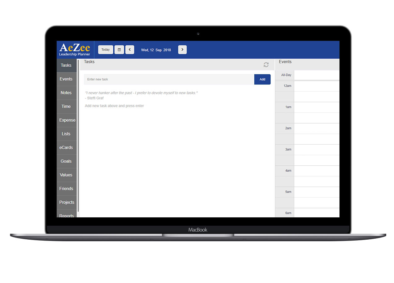 Creating A Mobile Digital Planner to Increase Employee Productivity