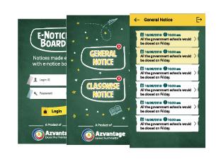 Noticeboard App